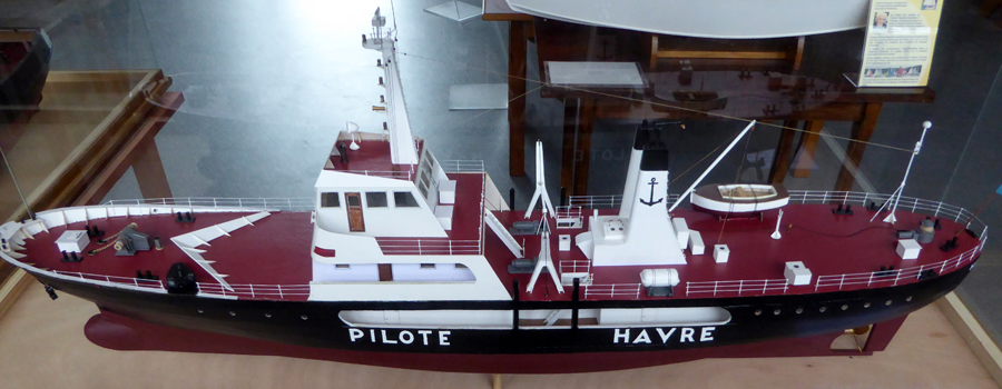 """Bateau pilote """"Havre de Grâce"""""""