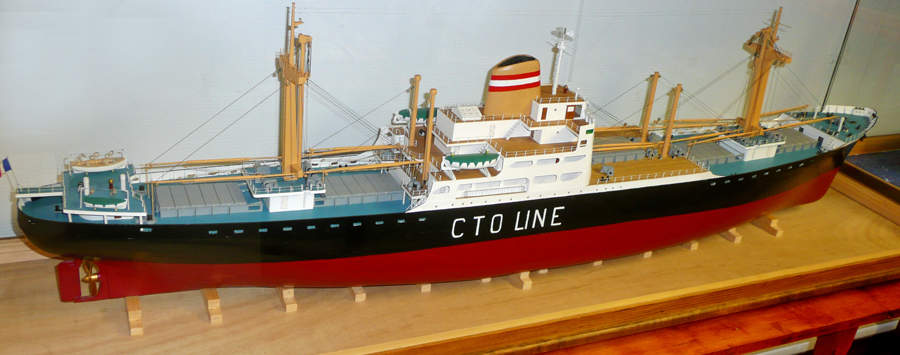 "Cargo ""Tobago"""