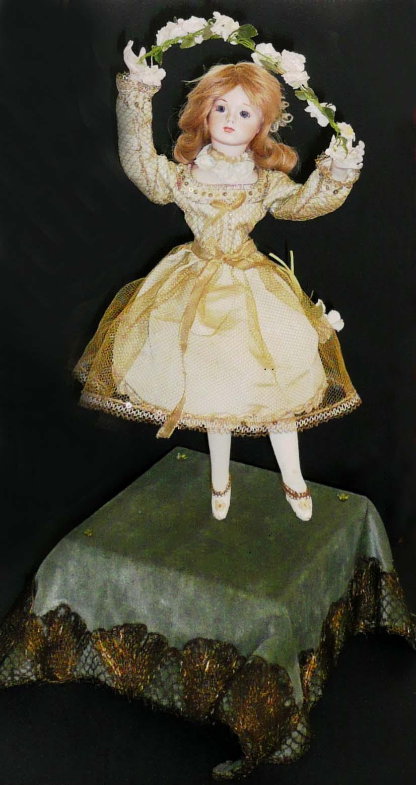 Danseuse étoile - années 1950
