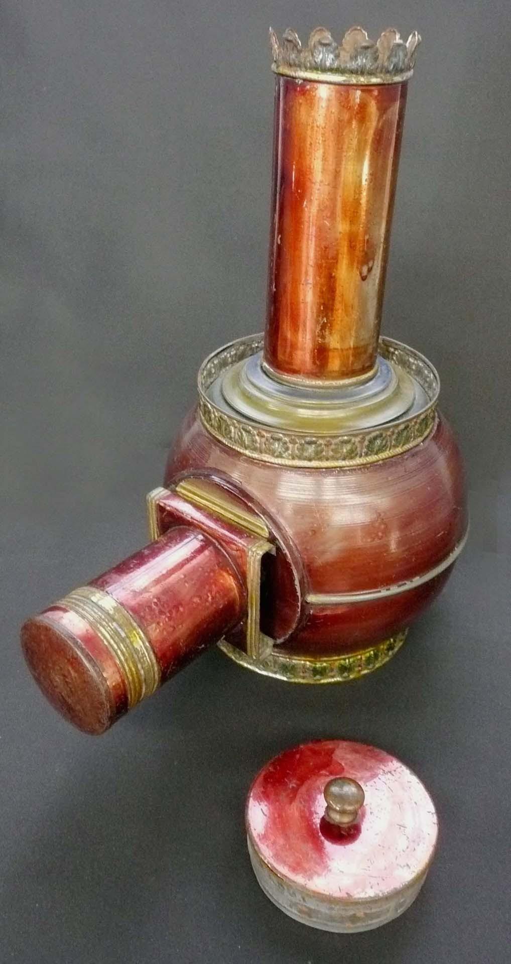 Lampadoscope boule