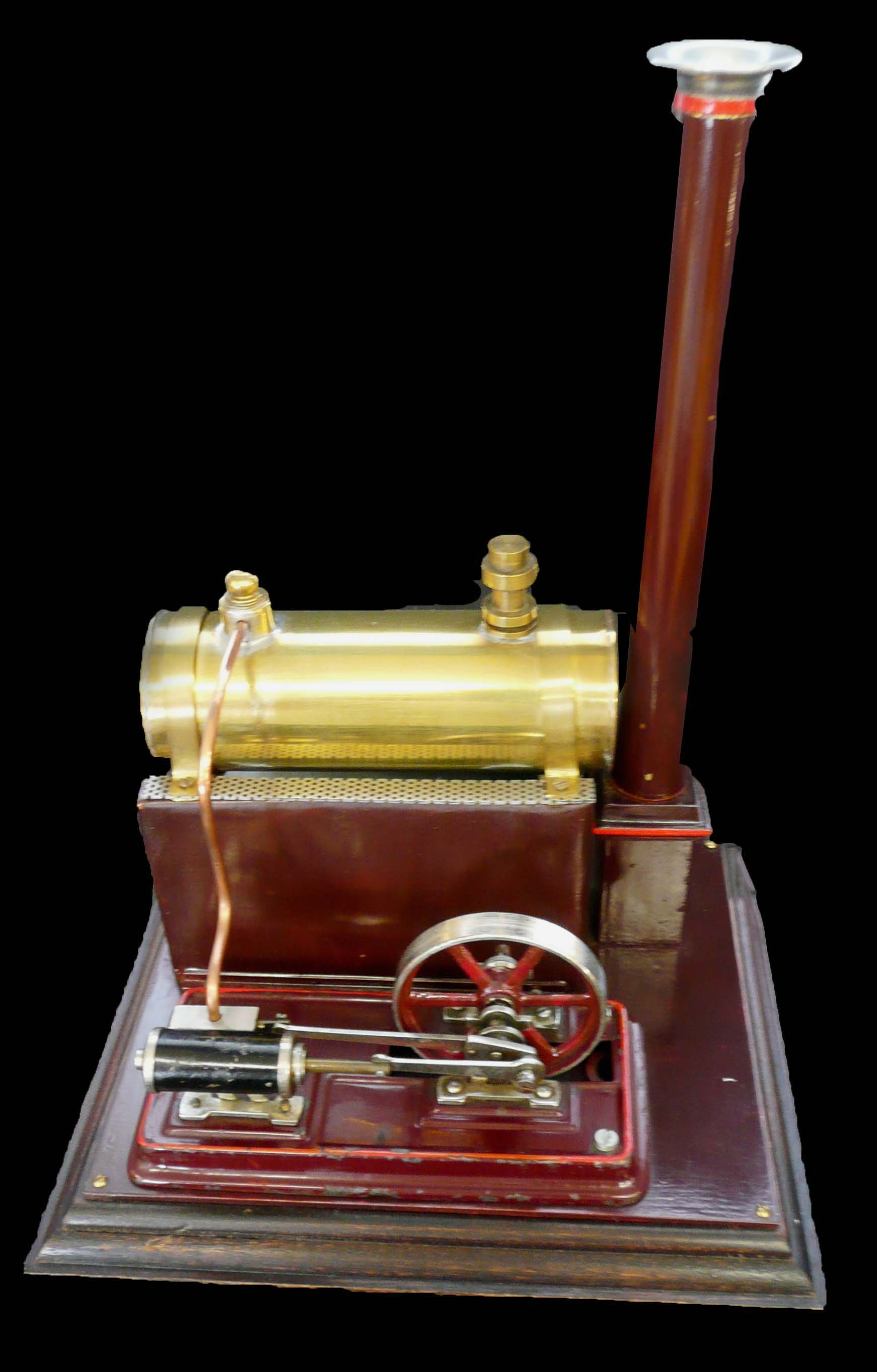 Machine a vapeur Bing - 20ème siècle