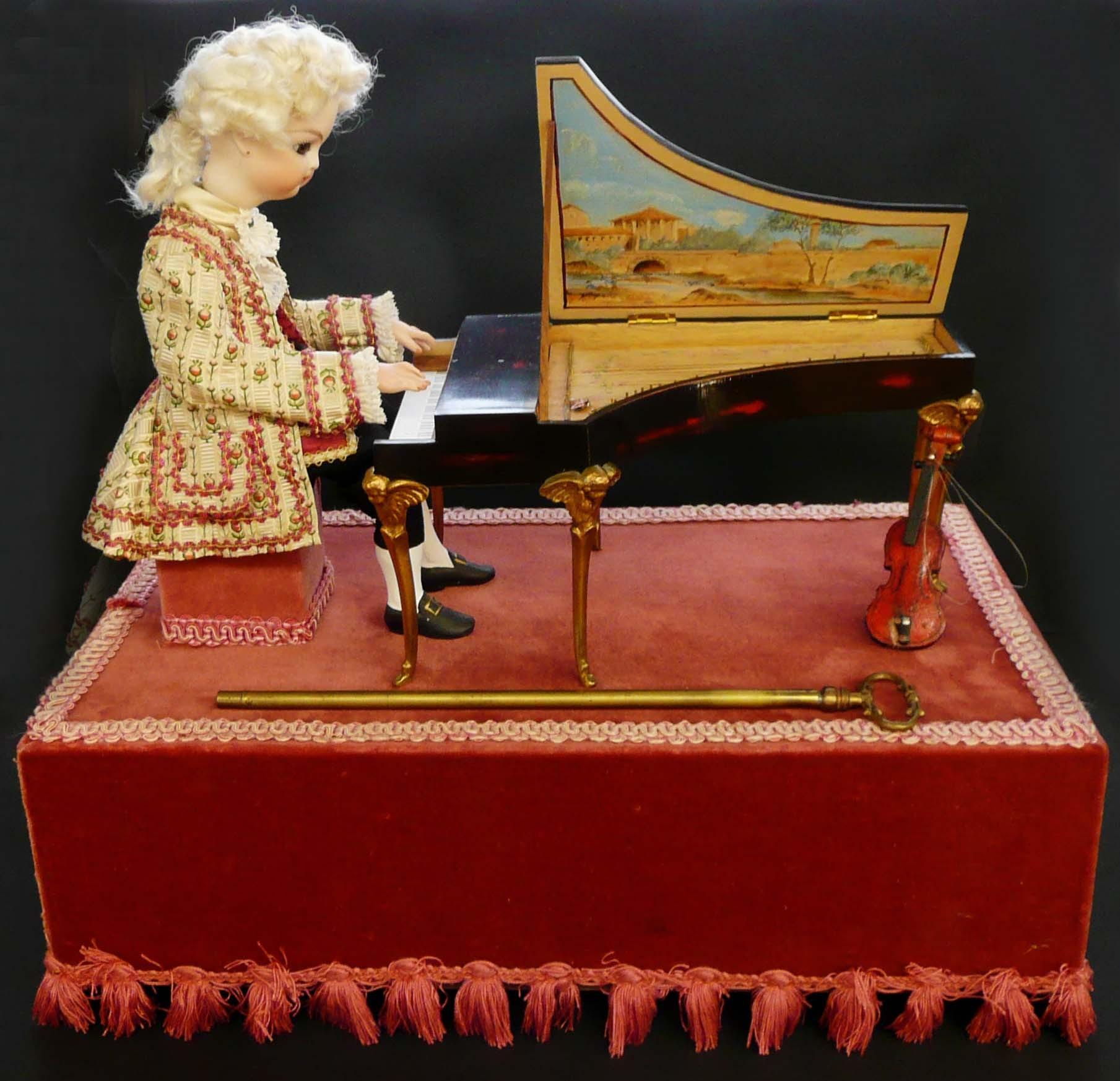 Mozart - 20ème siècle