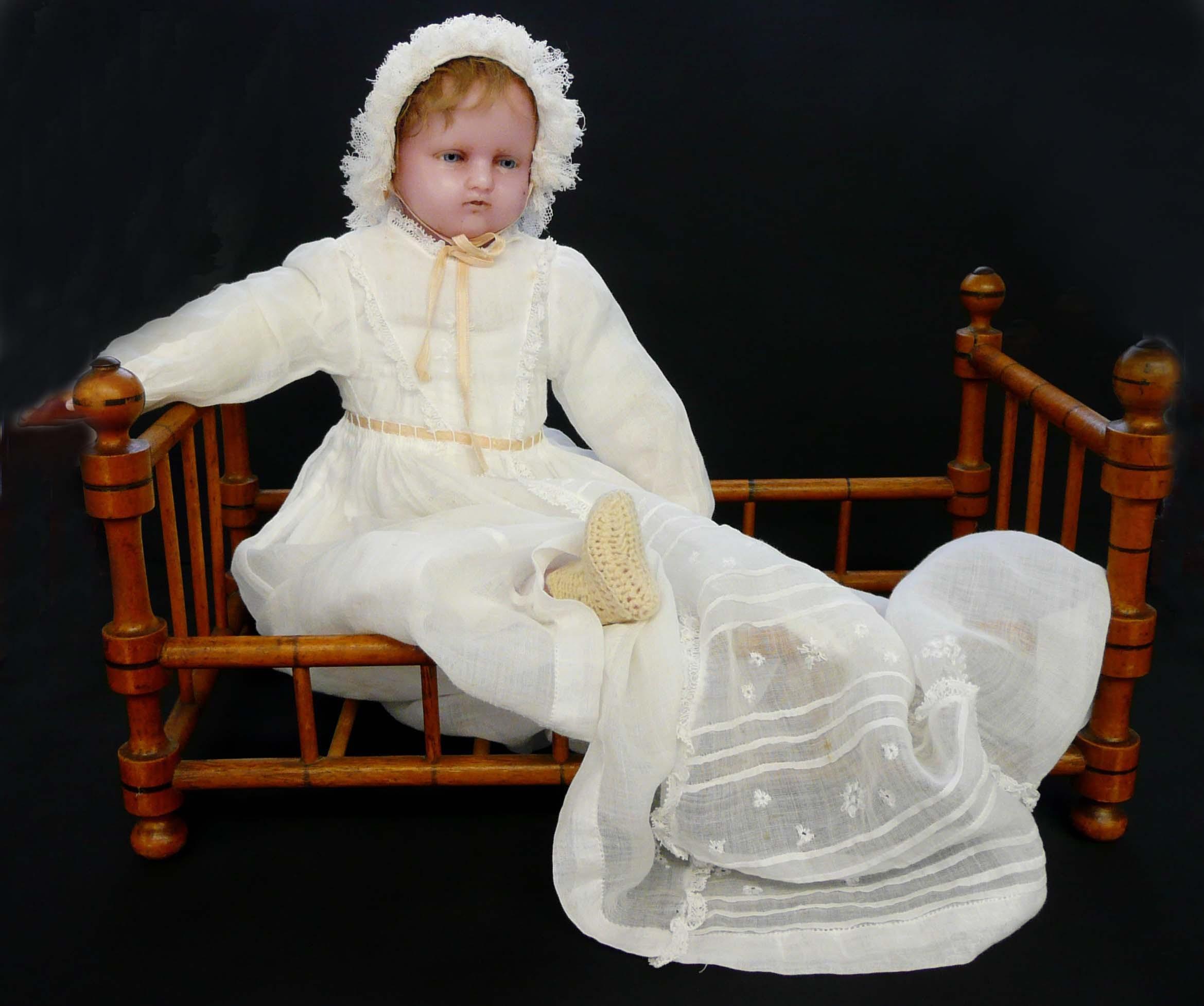 Poupée Pierroti - fin 19ème siècle