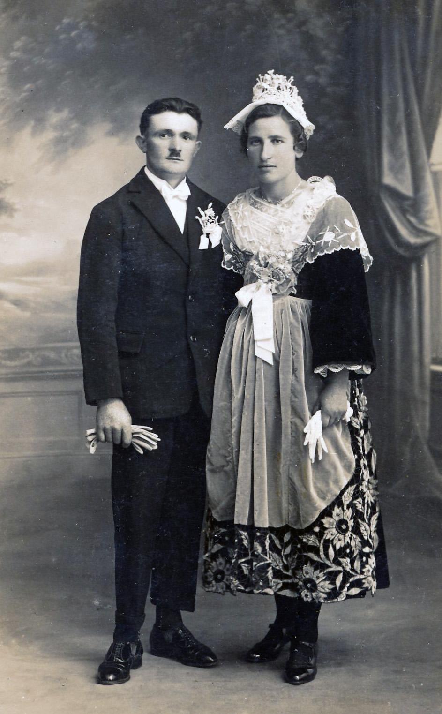 05 le berrigaud pierre et crequer leontine baden le 16 juin 1931