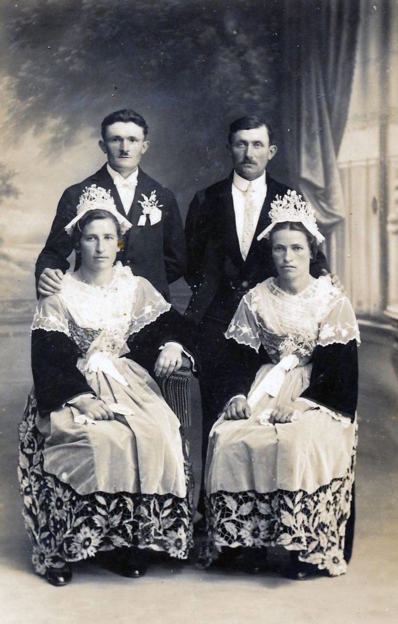 07 le berrigaud pierre crequer leontine et bechet martin crequer marie baden le 16 juin 1931