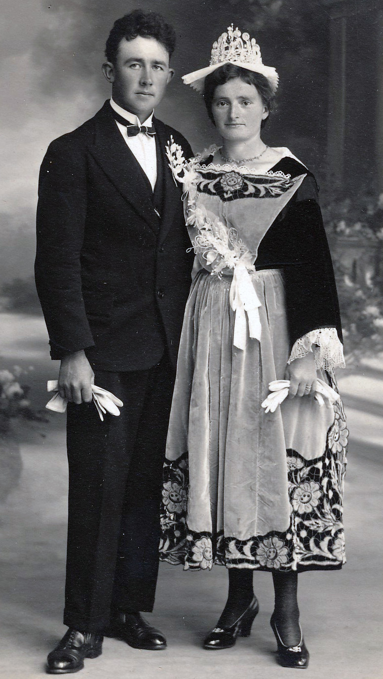 10 jegousse joseph et jegousse marie anne baden 1932