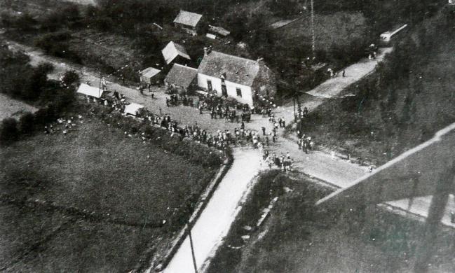 Cleguerec hameau de kerbedic
