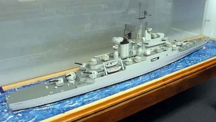 Le colbert croiseur anti a rien
