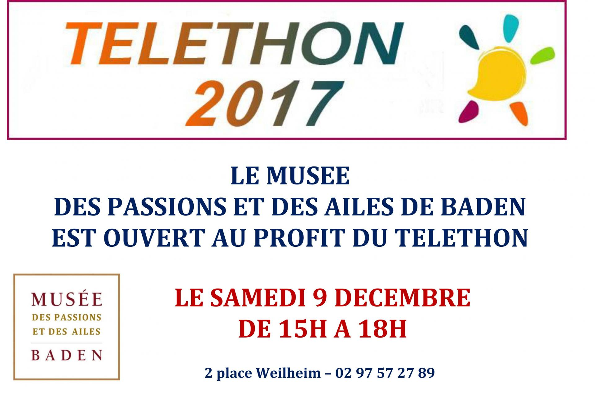 Musee telethon
