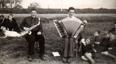Premier mariage a vannes 20 avril 1949